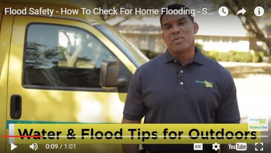 Flood Safety – How To Check For Home Flooding
