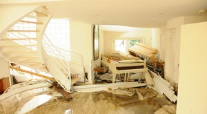 Disaster restoration in the Woodlands TX