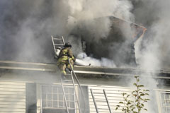 Fire Damage Restoration in Spring, TX