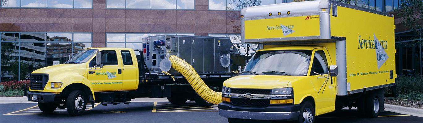 Fire Damage Restoration Services – Conroe, TX