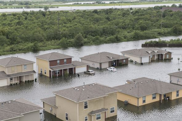 Major Health Risks From The Flood Waters Of Hurricane Harvey