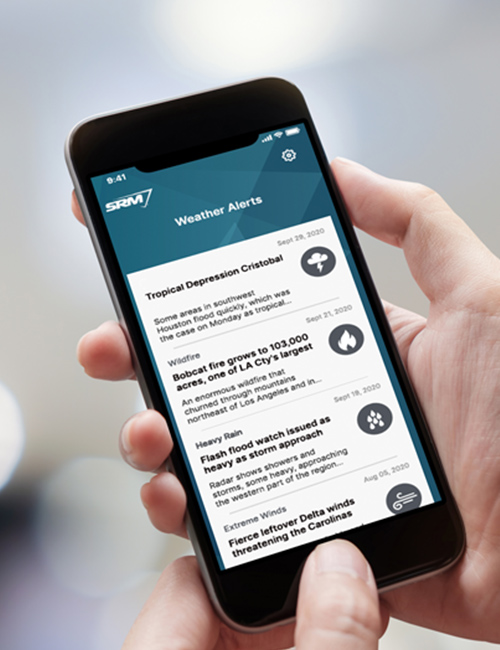 mobile phone disaster alerts